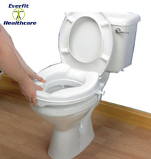 RAISED TOILET SEAT SAVANAH 5CM