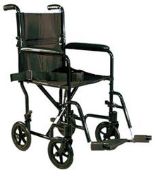 Shopper 8 Transit Wheelchair   Ultra Light 9kg Frame Wheelchair