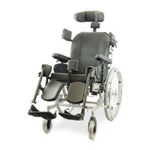 The DAYS  TILT RECLINE WHEELCHAIR will suit most situations and is a must to consider for long term patients requiring a high level of comfort and positioning options.