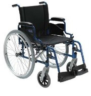 Action 1NG Self propelled wheelchair