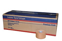 Recommended where an extra strong rigid strapping tape is necessary to support joints under extra stress.