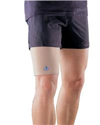 Thigh support helps reduce pain and also retains body heat to warm the thigh & increase blood circulation.