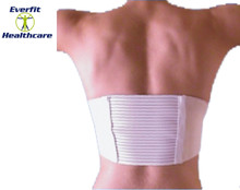 The fractured rib belt helps support fractured ribs allowing easier breathing and reduces pain.