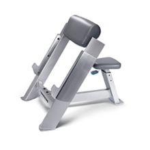 Nautilus Preacher Curl Bench is a nice addition to any fitness or rehabilitation facility.