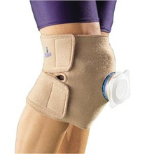 The Universal Knee, Ankle Elbow Ice Brace helps to relieve pain and swelling.