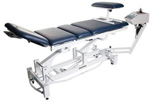 The Elite Traction Table is a state-of-the-art traction table.