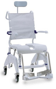 Aquatec Tilt and Space Commode Chair