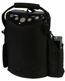 The XPO2 Portable Oxygen Concentrator is mobile and ready to go, it has a Total of up to 7hrs battery life!