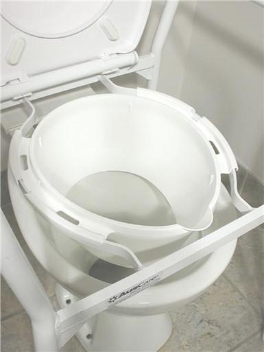 Used Elliptical For Sale >> Toilet Splash Guard - EverfitHealthcare.com.au