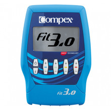Compex Fit 3.0 Fitness unit restores strength and muscle tone while relieving pain