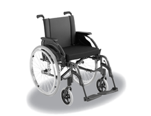Action 3ng standard wheelchair
