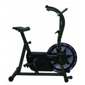 fan exercise bike. max user weight: 125kg flywheel: fan resistance: monitor: 1 window multi exercise bike