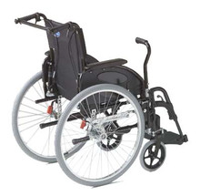 Custom Manual Action 3 Wheelchair
