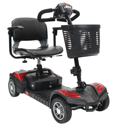 Transit Scout Scooter (4 Wheel)