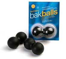 BakBalls can immediately relieve your back pain and stiffness.