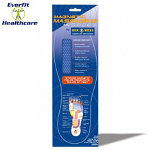 DICK WICKS MAGNETIC MASSAGING INSOLES (PAIR)