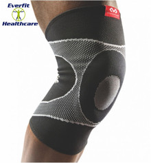 ELASTIC KNEE WITH GEL BUTTRESS