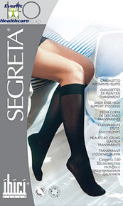 IBICI FIRM COMPRESSION KNEE-HIGH HOSIERY