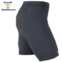 McDavid HexPad Rugby Style Short