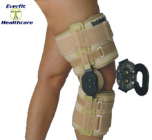 LIMITED RANGE OF MOTION POLYCENTRIC KNEE