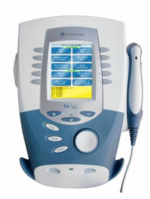Chattanooga Advanced therapy system is used by professionals around the Globe