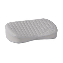 Dentons Pregnancy Pillow while sleeping or resting will take the weight of the baby, is not only more comfortable and relaxing, but it also allows the back muscles to relax, thus reducing back pain.