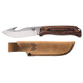 Benchmade Saddle Mountain Skinner Gut Hook 15003-2 Leather Sheath