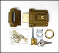 Yale 112 1/4 Heavy Duty Bolt Lock EZ#014414