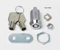Long Tubular Cam Lock 2400AL