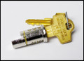 Lagard 1732 Fort Key Locking Cylinder