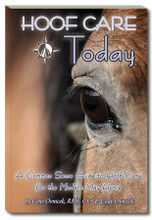 Hoof Care Today - Book Front Cover