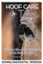 Hoof Care Today - Book Front Cover - Digital Version