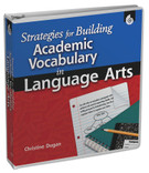 Strategies for Building Academic Vocabulary in Language Arts