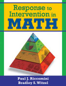 Response to Intervention in Math