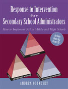 Response to Intervention in Secondary Schools