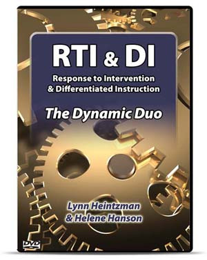 RTI and DI: Dynamic Duo