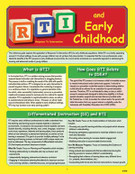 RTI & Early Childhood
