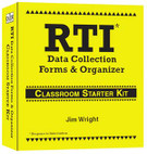 RTI Data Collection Forms & Organizer: Classroom Starter Kit