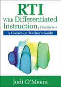 RTI With Differentiated Instruction, Grades 6-8: