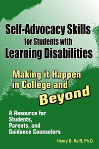 Self-Advocacy Skills for Students with Learning Disabilities: