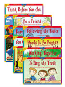 Character Education Readers 12-Pack
