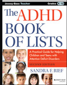 The ADHD Book of Lists, 2nd Edition