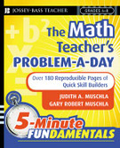 The Math Teacher's Problem-a-Day: