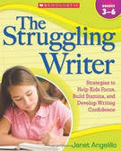 The Struggling Writer: