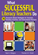 What Successful Literacy Teachers Do:
