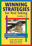 Winning Strategies for Test Taking, Grades 3-8: