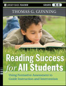 Reading Success for All Students (K-8):