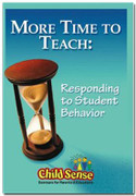 More Time to Teach: Responding to Student Behavior, Secondary