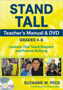 Stand Tall Teacher's Manual & DVD, Grade 4-