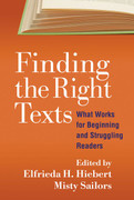 Finding the Right Texts